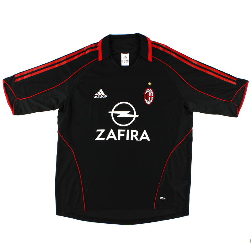 2005-06 AC Milan Third Shirt L