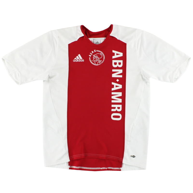 2005-06 Ajax adidas Home Shirt S - 109630