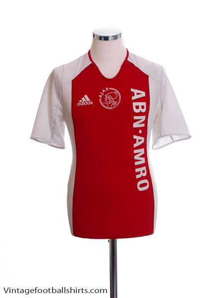 2005-06 Ajax Home Shirt L