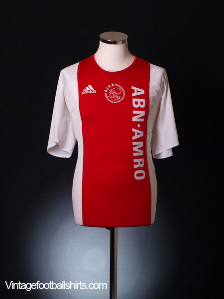 2005-06 Ajax Home Shirt XL