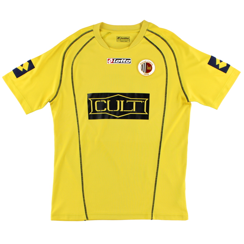 2005-06 Ascoli Third Shirt #13 XL