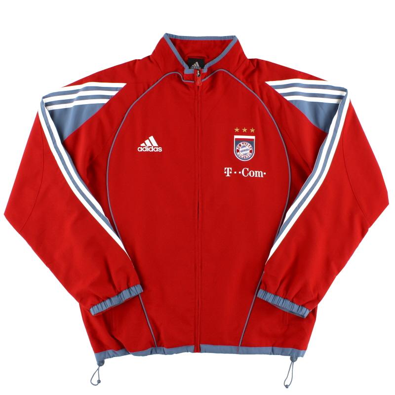 2005-06 Bayern Munich Track Jacket L - 504284