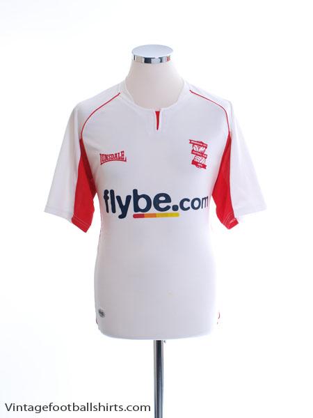 2005-06 Birmingham Away Shirt M