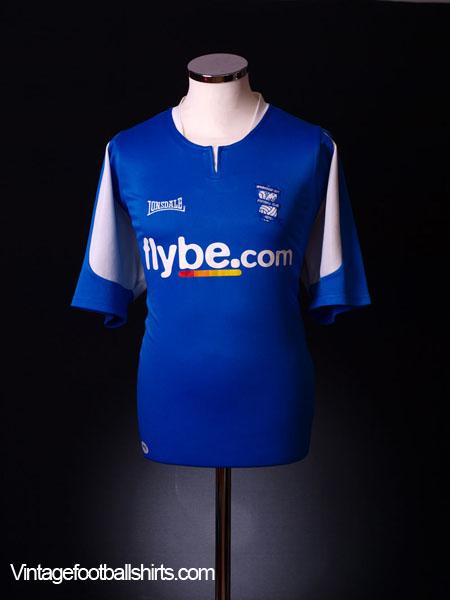 2005-06 Birmingham Home Shirt XL