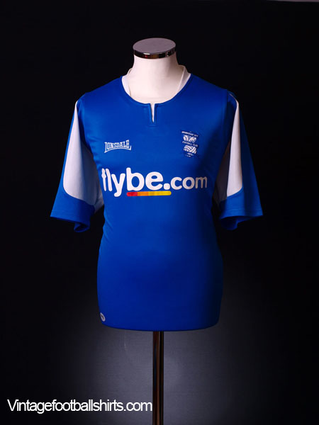 2005-06 Birmingham Home Shirt L