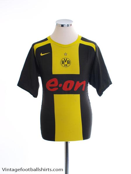 2005-06 Borussia Dortmund Away Shirt S