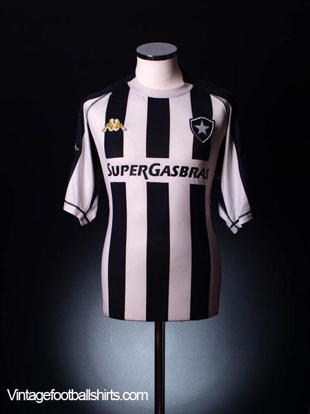 2005-06 Botafogo Home Shirt XL