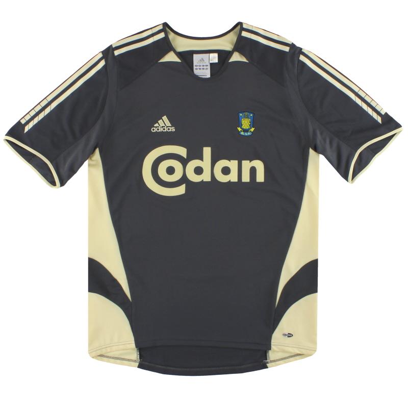 2005-06 Brondby adidas Away Shirt M - 571225