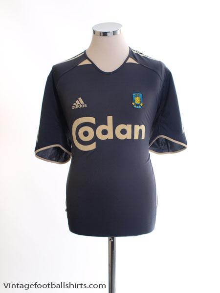 2005-06 Brondby Away Shirt M - 571225