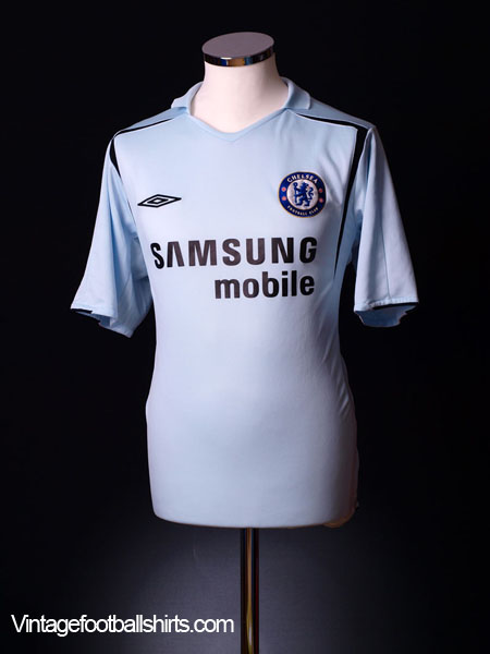 2005-06 Chelsea Away Shirt XL