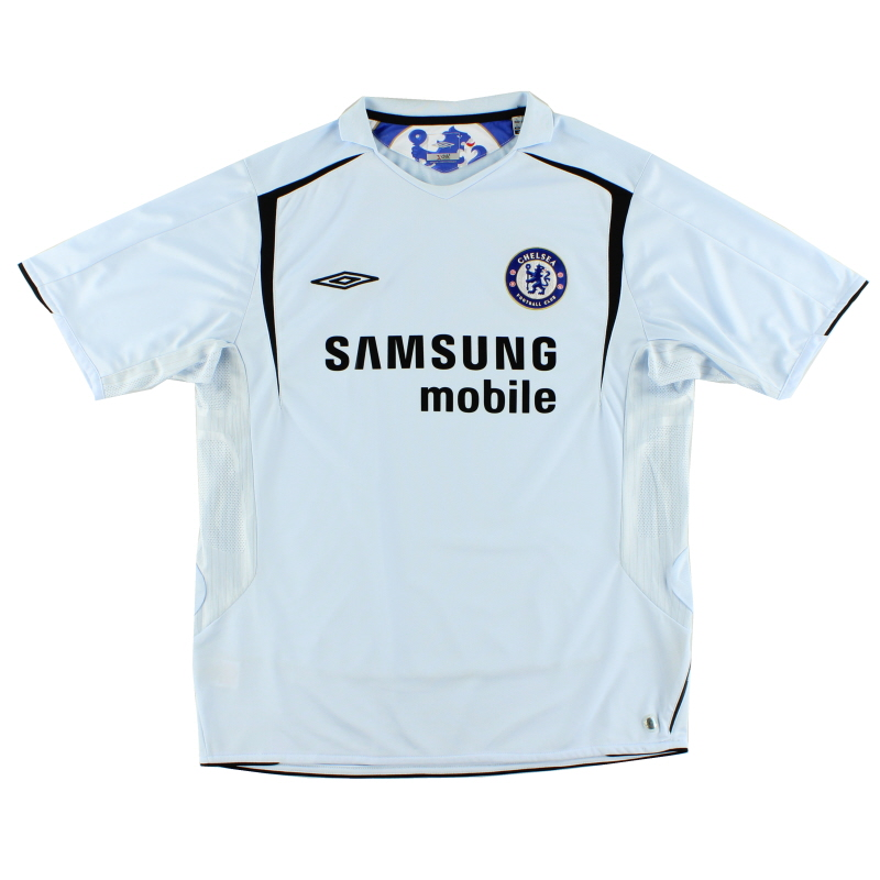 2005-06 Chelsea Away Shirt *Mint* XL