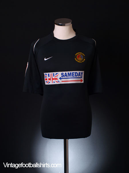 2005-06 Chester Away Shirt XL