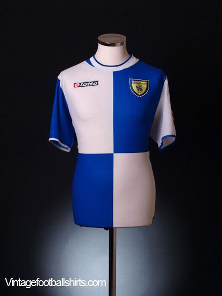 2005-06 Chievo Verona Away Shirt XL
