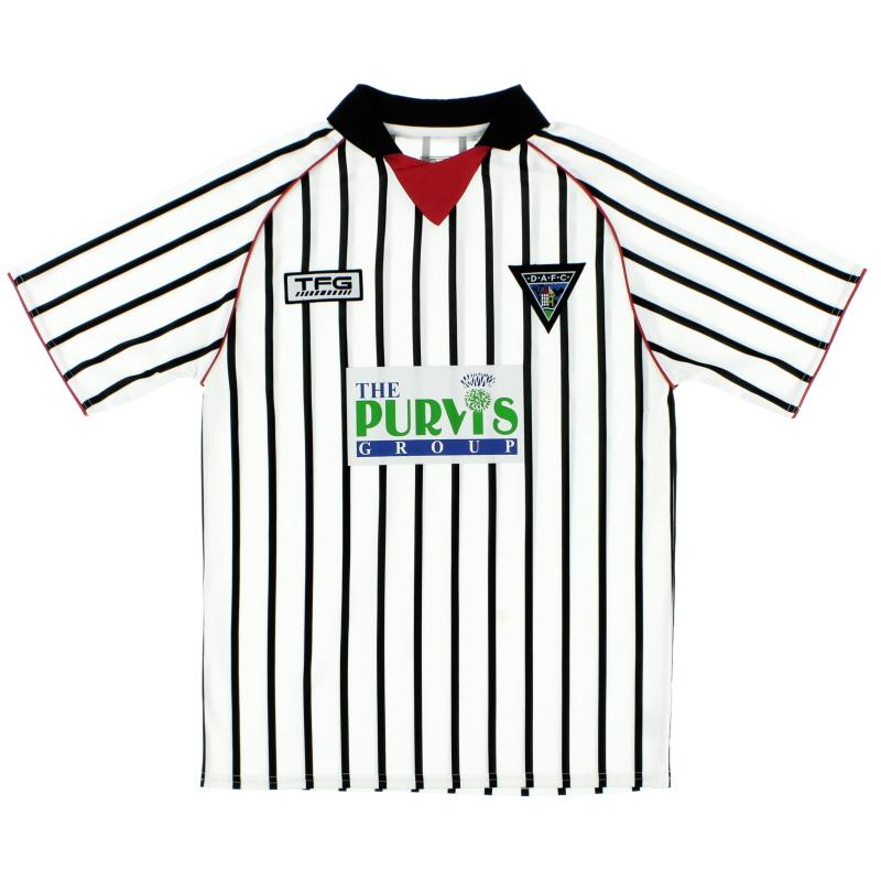 2005-06 Dunfermline Home Shirt S