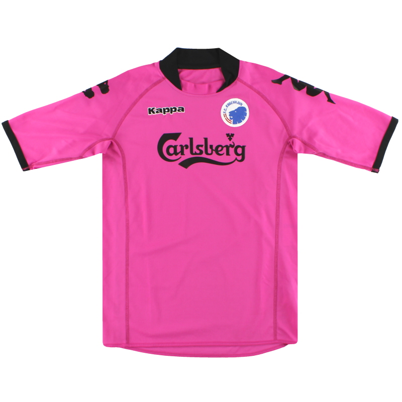2005-06 FC Copenhagen Kappa Third Shirt M