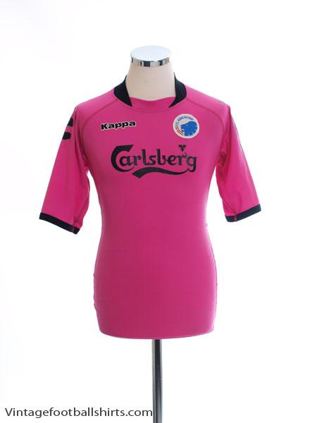 2005-06 FC Copenhagen Third Shirt M