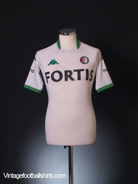 2005-06 Feyenoord Third Shirt S