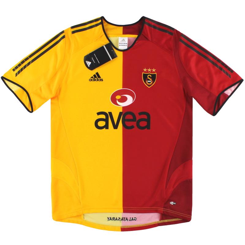 2005-06 Galatasaray adidas Home Shirt *w/tags* M - 110174