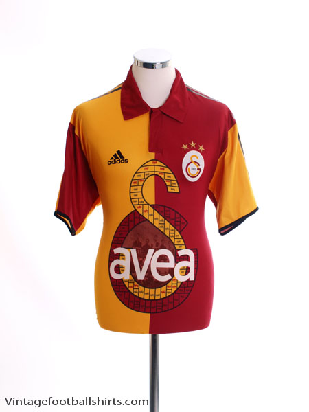 2005 Galatasaray Centenary Home Shirt M