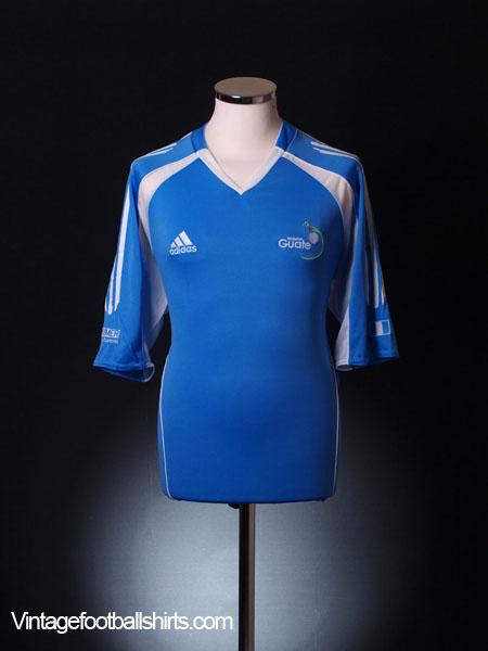 2005-06 Guatemala Away Shirt XL