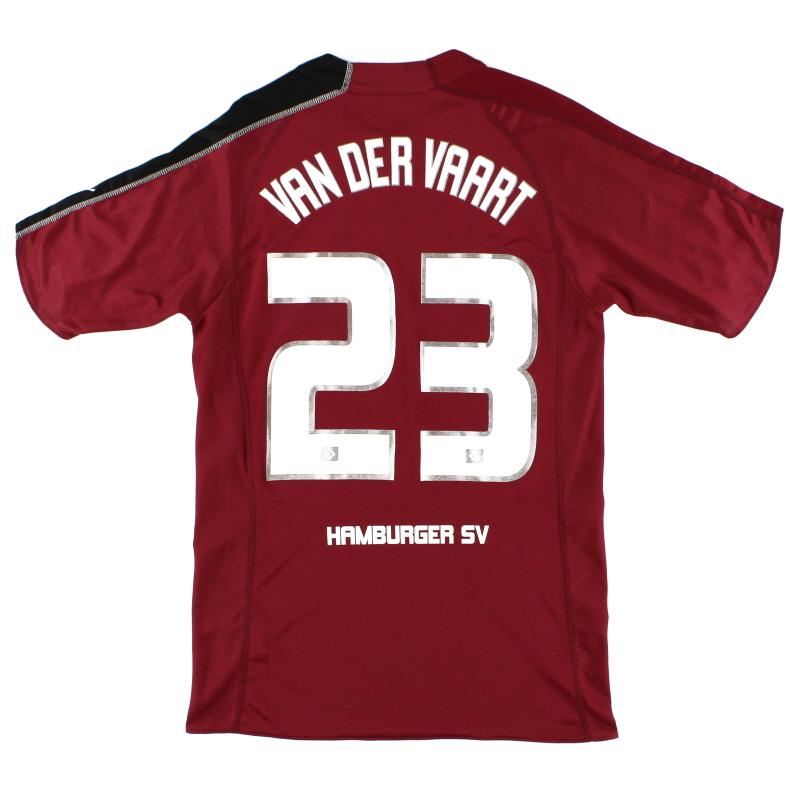 2005-06 Hamburg Third Shirt van der Vaart #23 M
