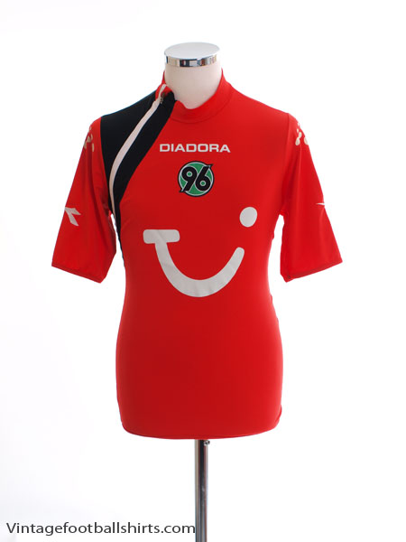2005-06 Hannover 96 Home Shirt M
