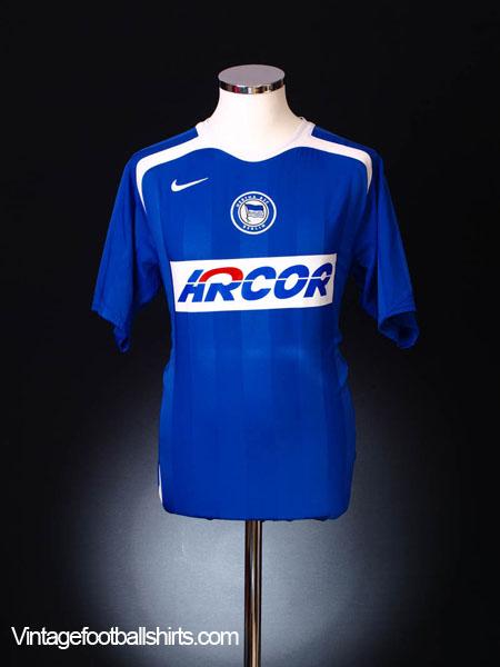 2005-06 Hertha Berlin Home Shirt L
