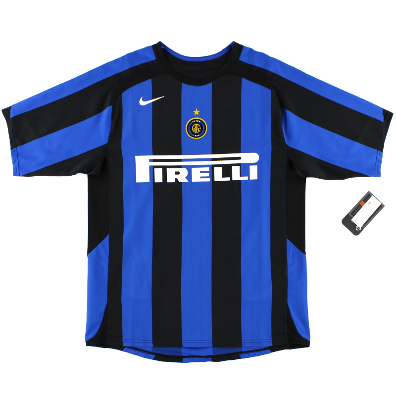 promo code d87d8 76cde 2005-06 Inter Milan Home Shirt *BNIB* S for sale