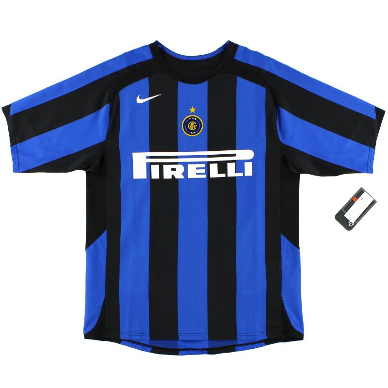 2005-06 Inter Milan Home Shirt *w/tags* M - 195851