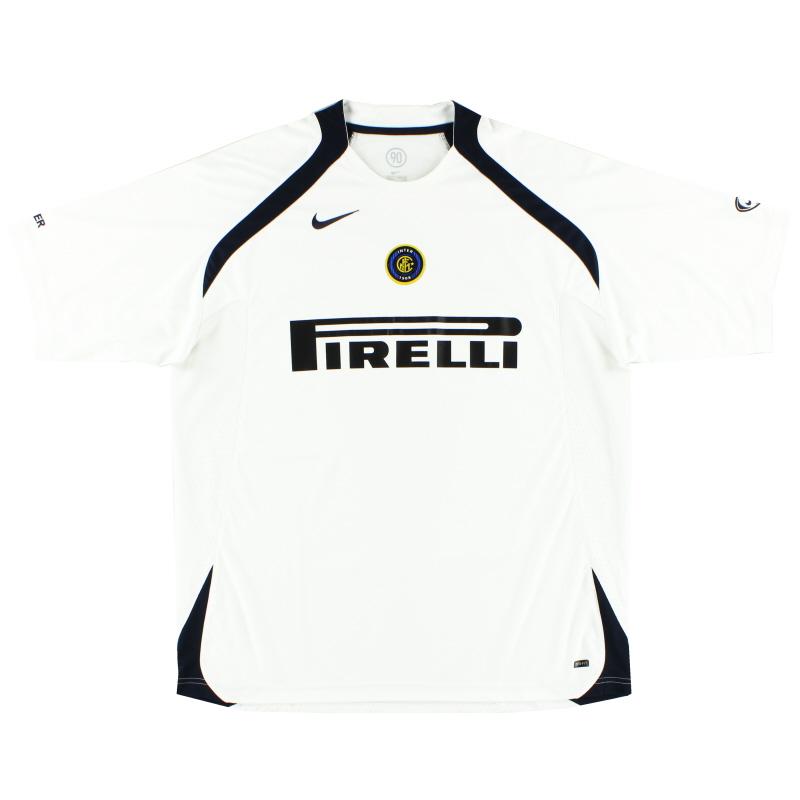 2005-06 Inter Milan Training Shirt XL