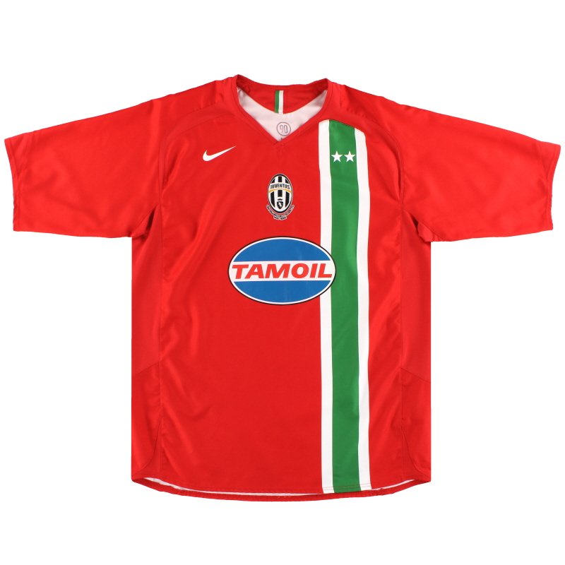 2005-06 Juventus Nike Away Shirt *Mint* L - 134662