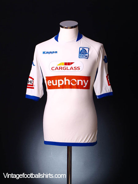 2005-06 KRC Genk Away Shirt XXL