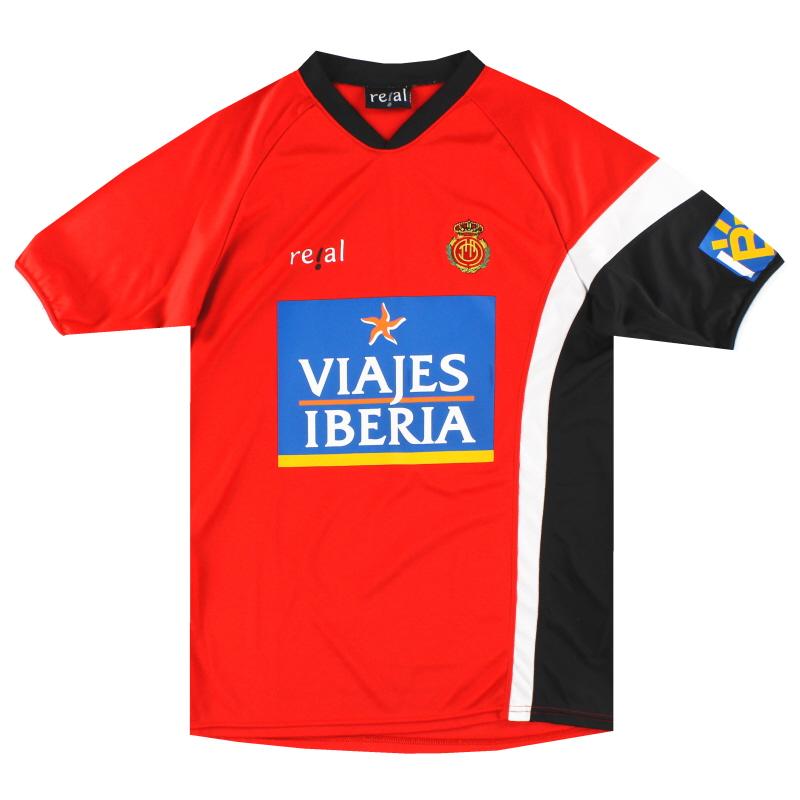 2005-06 Mallorca Home Shirt S
