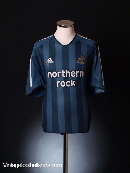 2005-06 Newcastle Away Shirt L