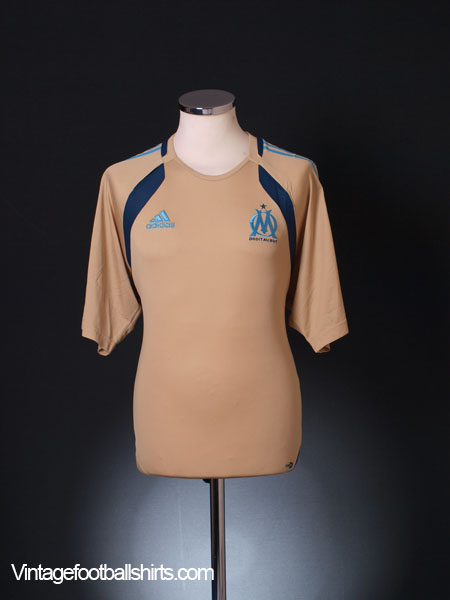 2005-06 Olympique Marseille Training Shirt *BNIB* L