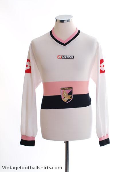 2005-06 Palermo Away Shirt L/S M