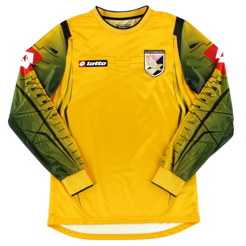 2005-06 Palermo Goalkeeper Shirt S