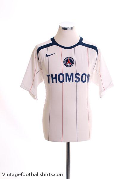2005-06 Paris Saint-Germain Away Shirt *w/tags* L - 195744