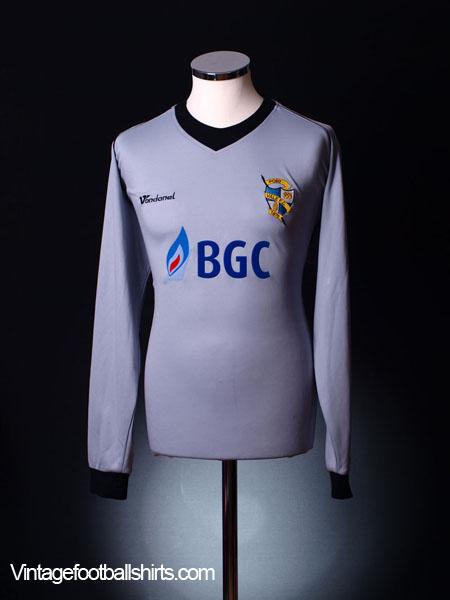 2005-06 Port Vale Goalkeeper Shirt #1 XL