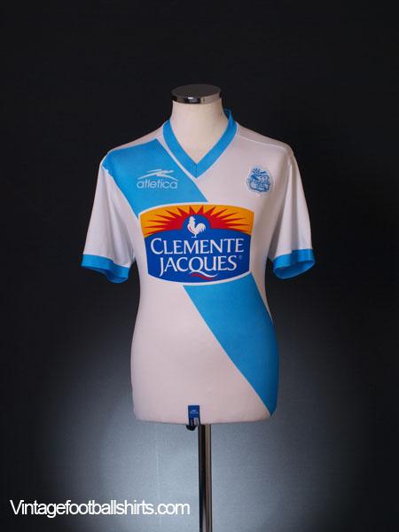 2005-06 Puebla FC Home Shirt M