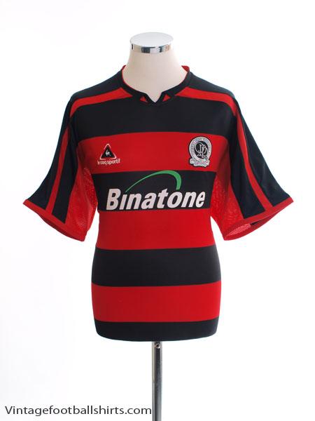 2005-06 QPR Away Shirt M