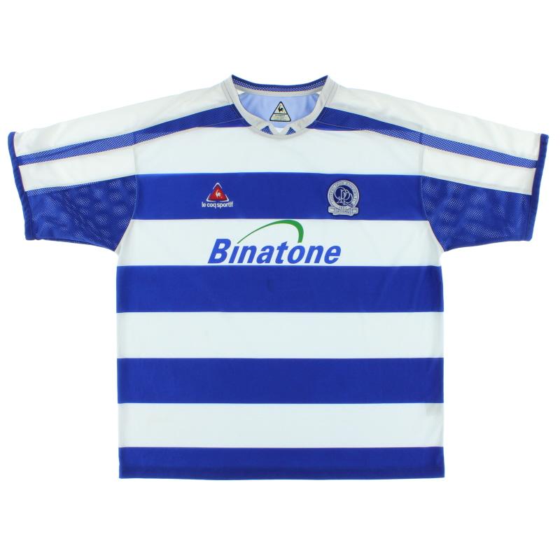 2005-06 QPR Home Shirt XL