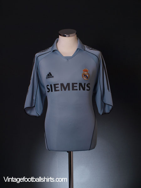 2005-06 Real Madrid Third Shirt L