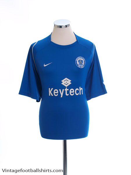2005-06 Rochdale Home Shirt XL