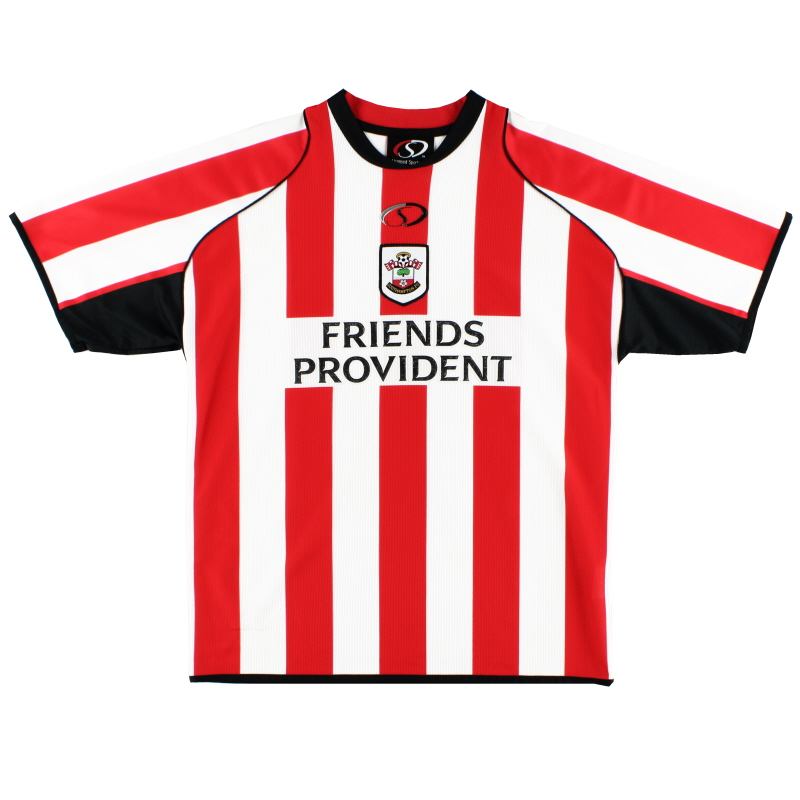 2005-06 Southampton Home Shirt XXL