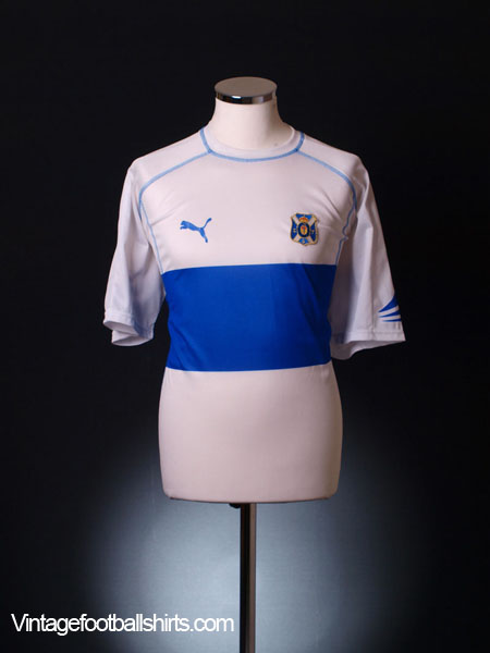 2005-06 Tenerife Home Shirt L