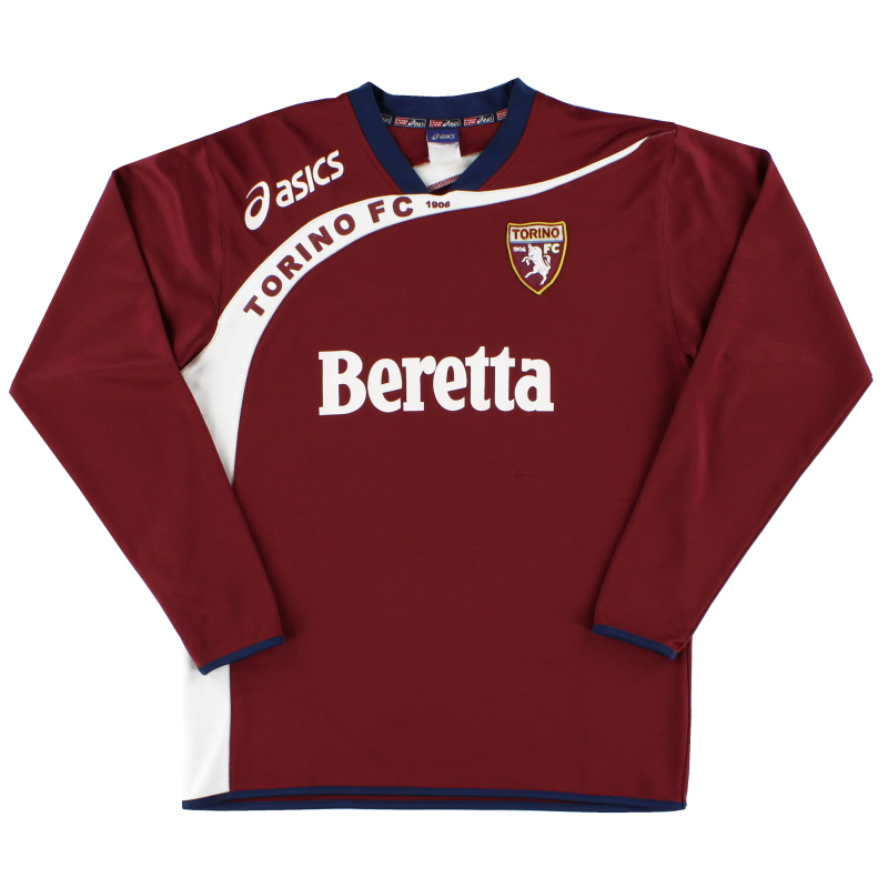 2005-06 Torino Asics Training Jumper M