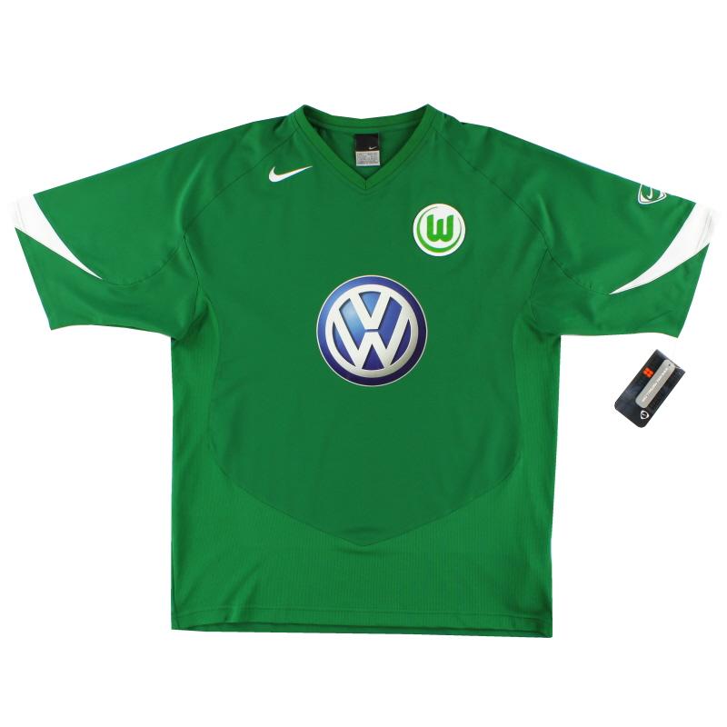 2005-06 Wolfsburg Home Shirt *w/tags* L - 115900
