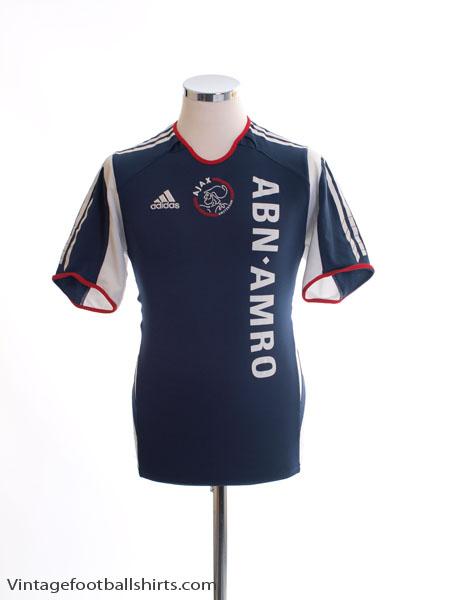 2005-07 Ajax Away Shirt XXL