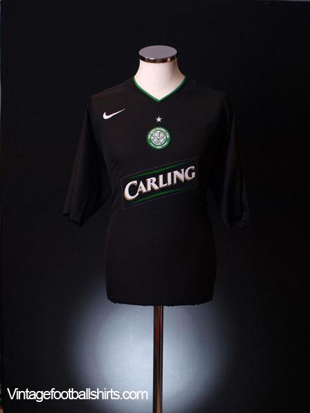 2005-07 Celtic Third Shirt XL